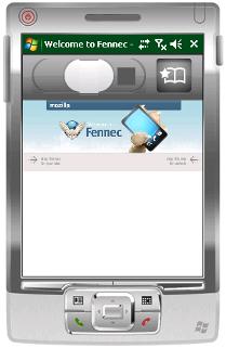 Windows Mobile上で動作するFennec