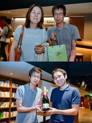 @yuumi3さんと安川さん